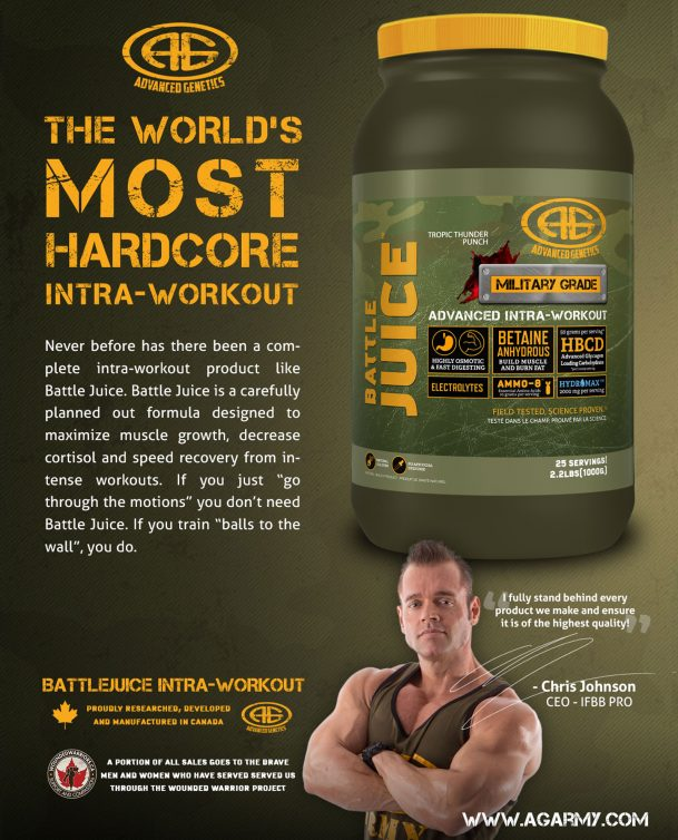 Intraworkout Supplement