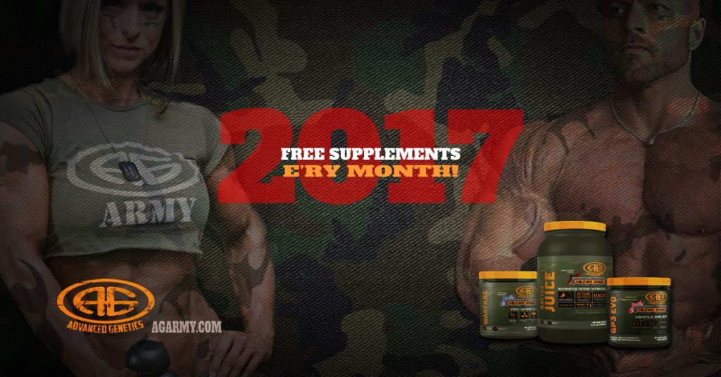 Free Supplements