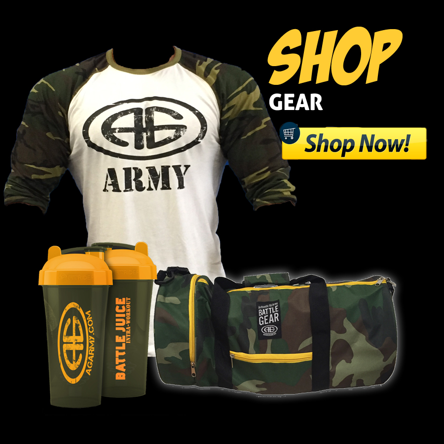Military Grade Supplements