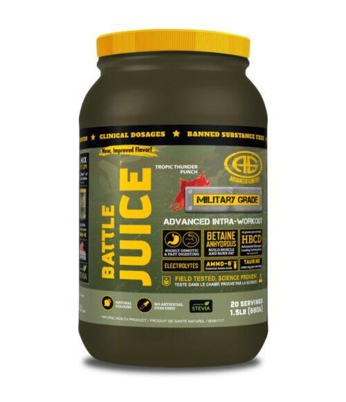 Battle Juice tropic punch