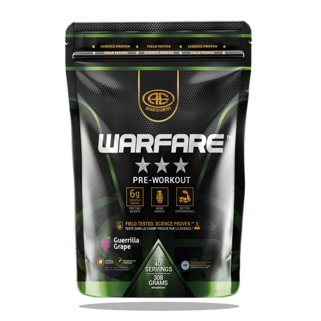 Warfare Grape