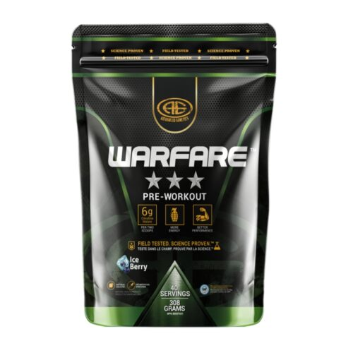 Warfare Ice Berry
