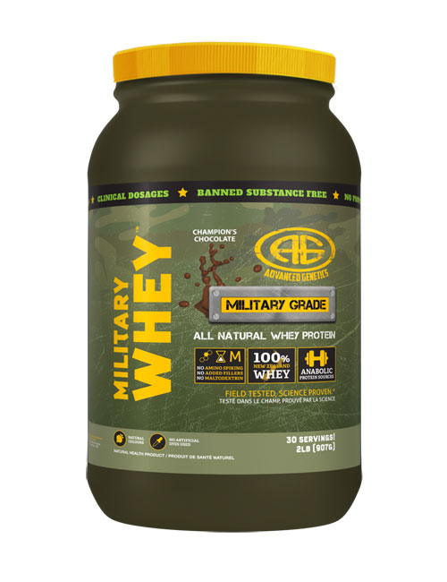 Military Whey Chocolate