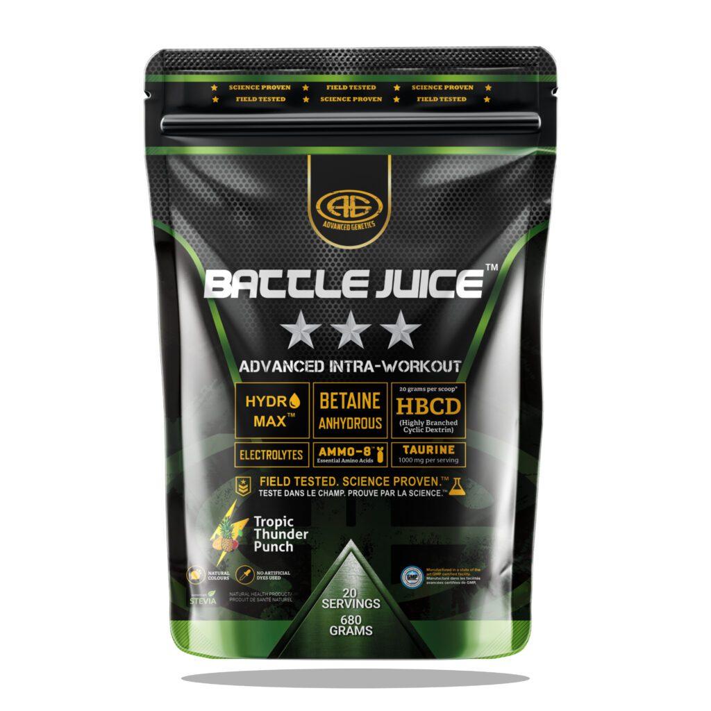 Battle Juice Tropic Thunder