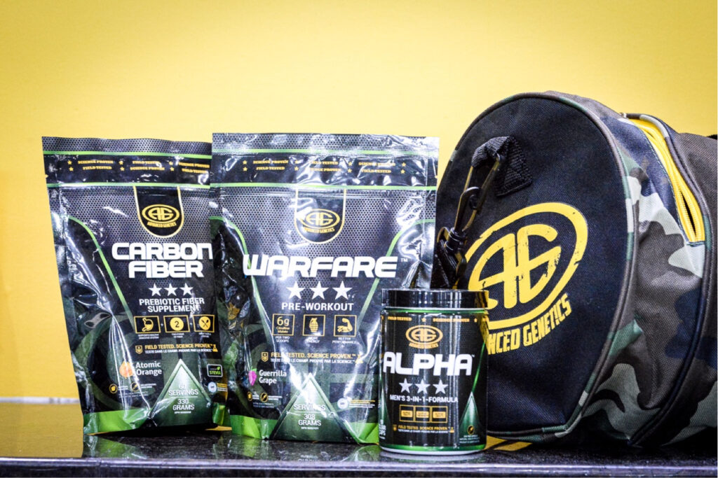 AG Supplements