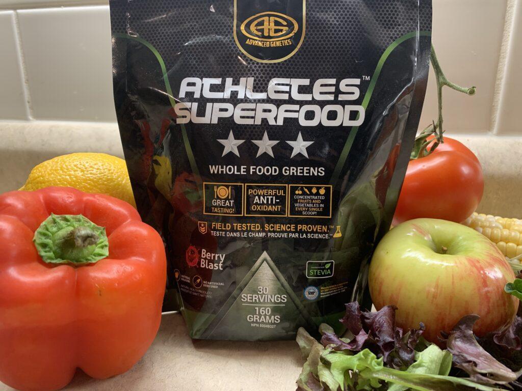 Athlete's Superfood